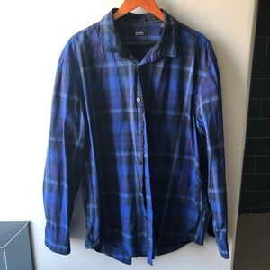 Men's Alfani Button Down